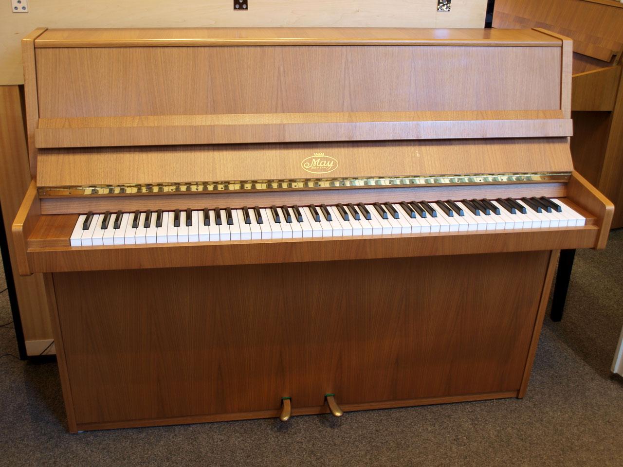May - Klavier, Mod. 110